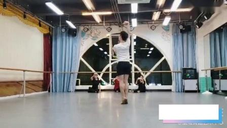 刘国强 原创古典舞《宫墙柳》