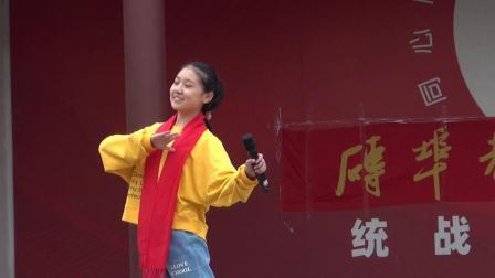 歌唱祖国--沂蒙山小调(歌曲串烧刘敏演唱)
