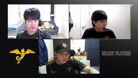 黄金战队联赛2020 秋 星际争霸Ⅱ决赛 KaiZi vs Alpha X 野人暴走 10.11