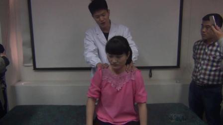 (零力度)无痛正骨:治疗胳膊麻等脊椎问题-张振听