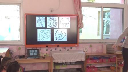 市通州区西集镇西集中心幼儿园张婷《小老鼠学画画》