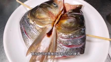 大家都喜欢的剁椒鱼头简单做法来了