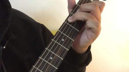 中国音乐学院民谣吉他考级 三级 《宁夏》前奏