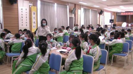 市通州区东方小学 《爱护眼睛 保护视力》 执教:张嘉麟