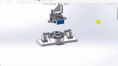 气缸及气动系统选型案例-旋转夹紧气缸选型步骤.wmv