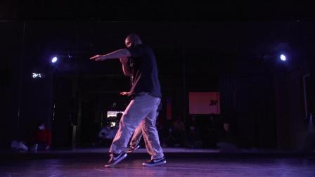 DANCER - JIIN wave solo performance