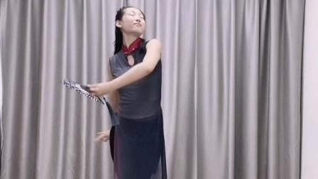 古典折扇舞《浮生辞》醒醒老师原创并演示