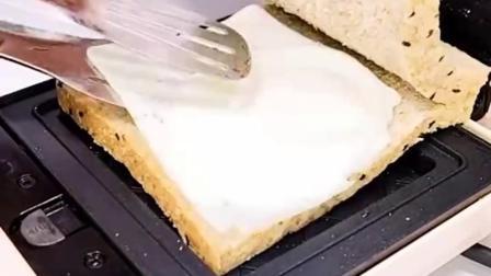 早餐就吃这个,简单又营养 全麦面包