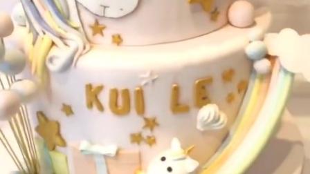 荆州沙市宜昌荆门学专业的翻糖蛋糕培训去哪里学?