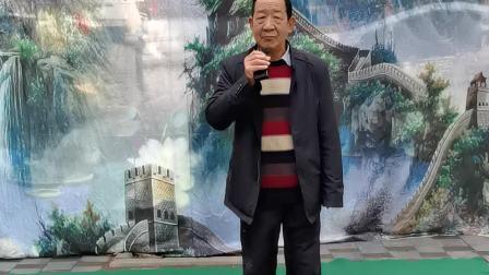 新乡市曲剧协会李健演唱
