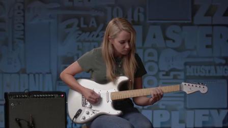 Fender H.E.R. Stratocaster