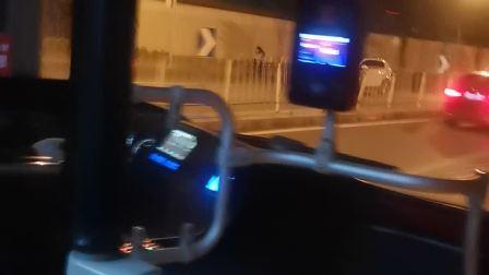 北京公交346路 杨家庄→太舟坞