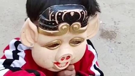 童年趣事:猪八戒最爱吃冰棍