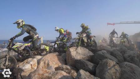 Sea to Sky 2020 - Hard Enduro - Beach Race Highlights