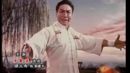 京剧《沙家浜》选段 朝霞映在阳澄湖上 谭元寿演唱 [电影版](谭派专辑)
