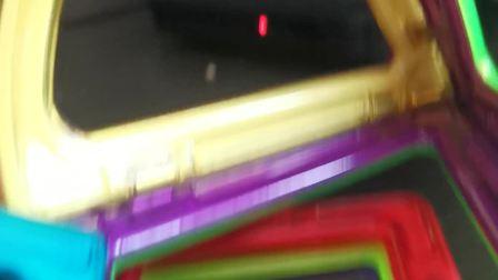 我已经来到国色天香乐园,我们要拍的第一个:高级大喇叭滑梯
