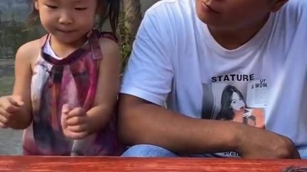 童年趣事:这就叫随心所欲!