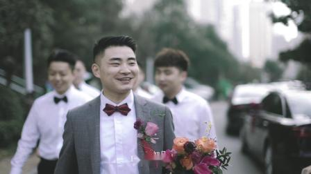 【Firstlook电影工作室】孟成&胡南 婚礼快剪
