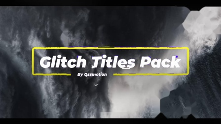 Abstract Titles Package by Qssmotion