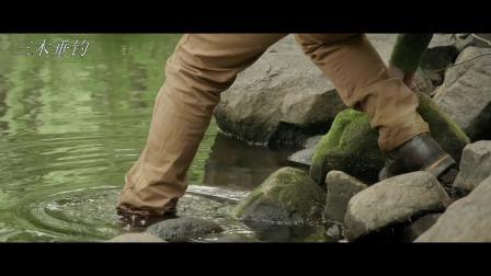 这种欧美钓法你学得来吗?飞蝇钓——就像清水轻轻滑过自己的手!