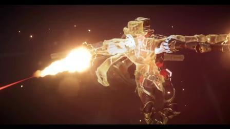 《代号:破晓》首条 CG 宣传片