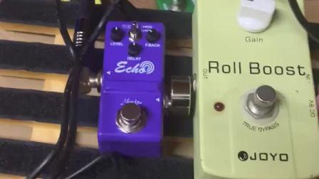 吉他效果器故障视频