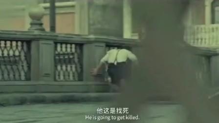 《八佰》巴蜀商会 刀子,守护国家义不容辞