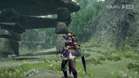 《怪物猎人:崛起》猎人防具介绍影像