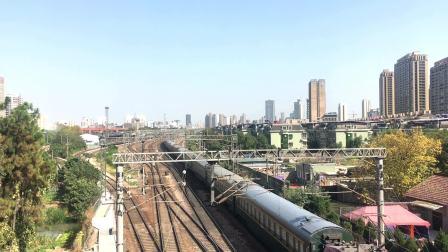 沪昆线 临平站 Z85次(西安-杭州)