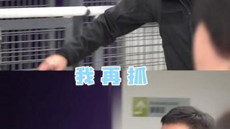 拆弹专家2花絮:倪妮走路带风,刘青云都抓不住