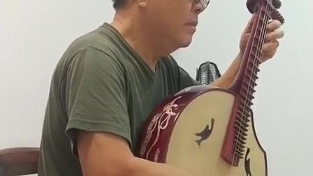 老李上传:陈敬珊老师弹奏草原之夜献给好友20、11、13、