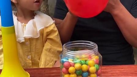 深刻的童年:爸爸做了一个西瓜糖的盖子,真厉害