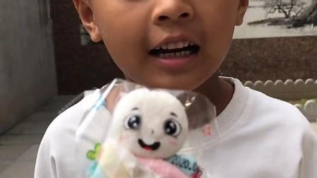童年趣事:谁想吃稻草人棉花糖啊