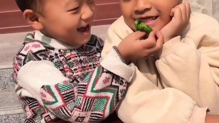 童年趣事:我的棒棒糖怎么变成辣椒啦