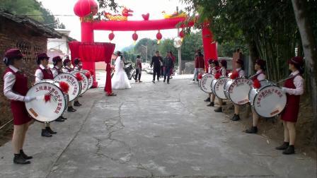 2020年农历10月初5南阳射山曹府蔡艺强先生&曹丽玲小姐喜结良缘