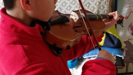 课堂实录_学生演奏的维瓦尔第的a小调协奏曲第一乐章