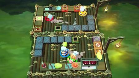 【3DM游戏网】《胡闹厨房全都好吃》PS5实体版发售PV