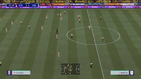 FIFA21 英冠克鲁 14