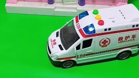 亲子有趣幼教玩具:医生救了好多小孩呢