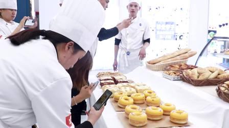 杭州港焙西点宁海学烘焙那里有专业学校-宁海烘焙正规培训中心
