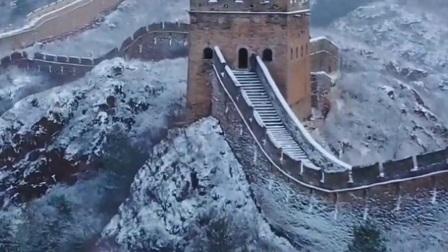 北国风光雪花飘