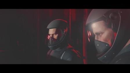 《杀手3》开场动画
