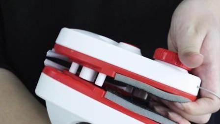 磁力擦窗器使用方法