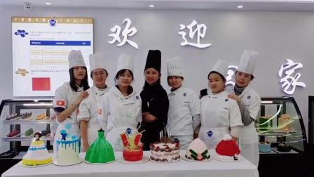 杭州港焙西点宁波十大蛋糕学校排名-宁波知名蛋糕机构