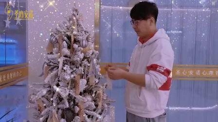 西安心理咨询中心-圣心安诺-圣诞节