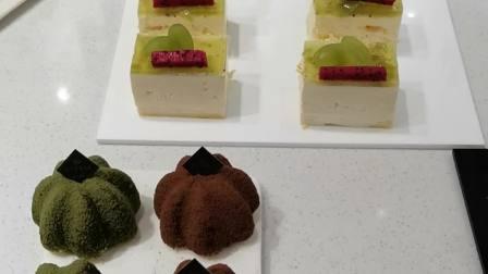 宿州学习西点蛋糕慕斯蛋糕培训