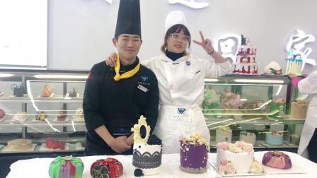 港焙西点 宁波蛋糕培训学校 宁波蛋糕培训学校前十名 宁波哪里学蛋糕比较好
