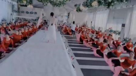2020年龙攀老师舞韵瑜伽大会纱巾舞韵《苏州河上一座桥》