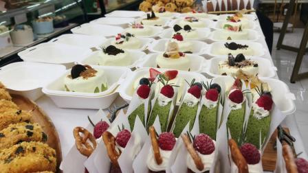 港焙西点 杭州学做甜品去哪里学 杭州学甜品哪家学校好 杭州甜品培训机构