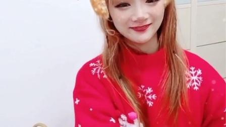香雪娜莫如凤 圣诞表情包